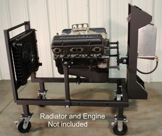 Mighty Mount - World Best Engine Test Stand - Engine Stand